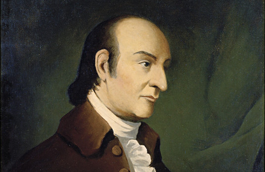 Portrait of   George Wythe   by William H. Crossman, 1927 (Colonial Williamsburg Foundation)