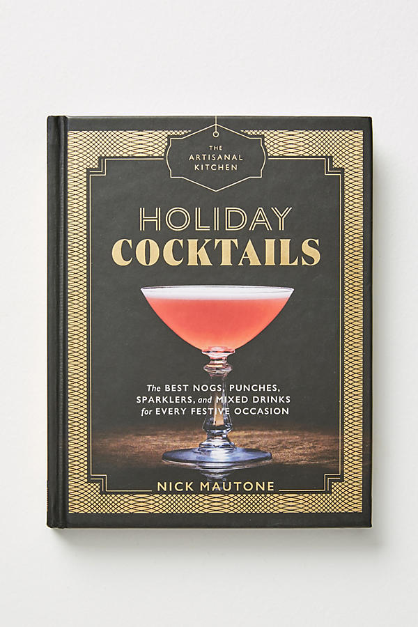 Beautiful cocktail book $12.95