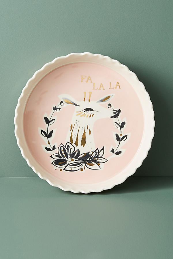 Adorable pie dish $32