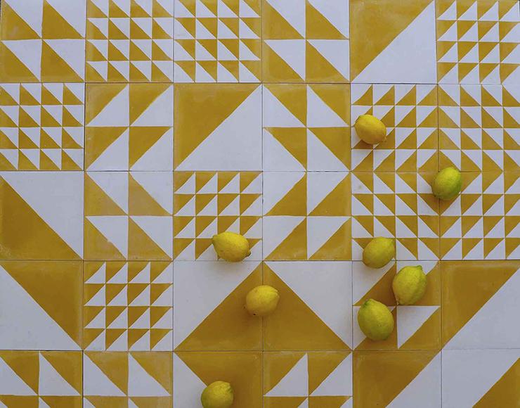 Katie Monkhouse Tile Inspiration & Source