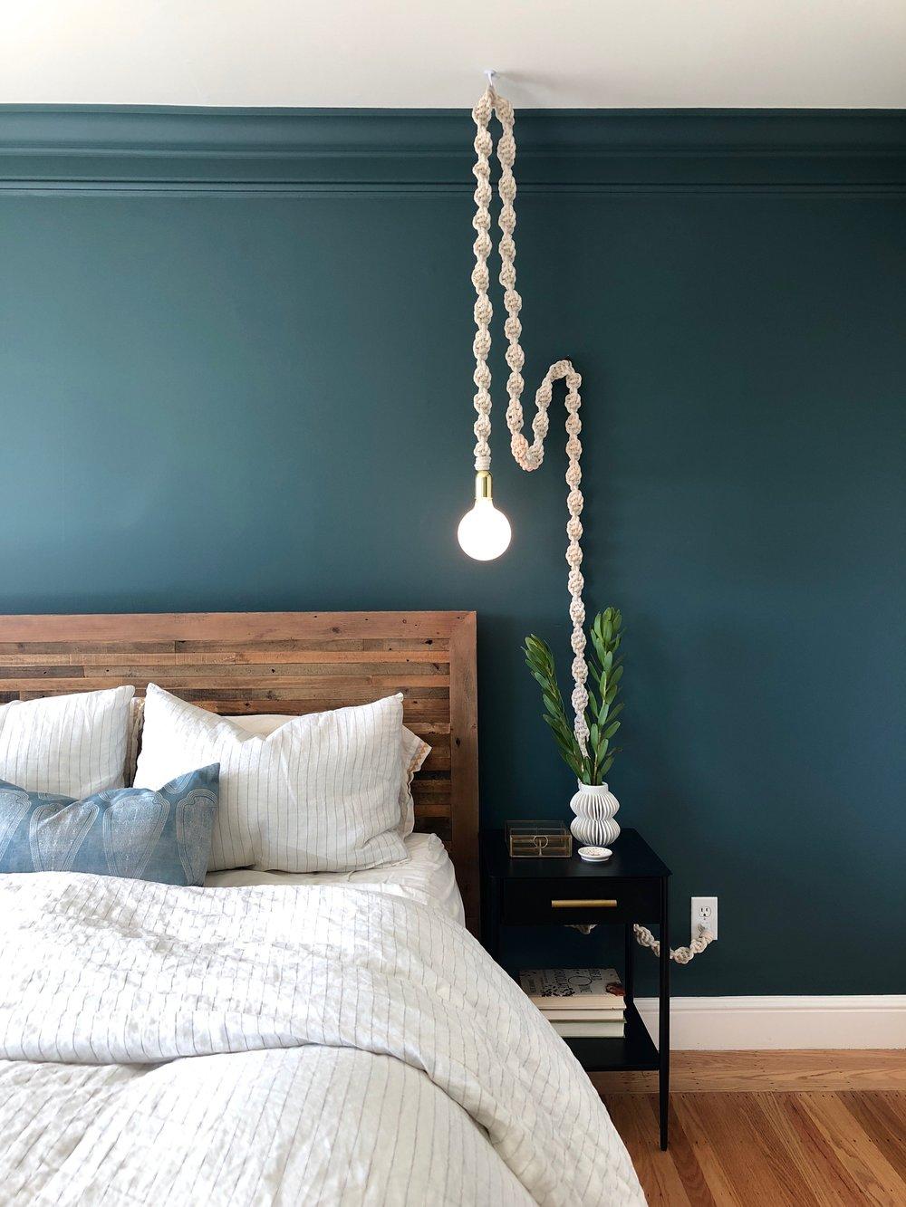 East Bay master bedroom