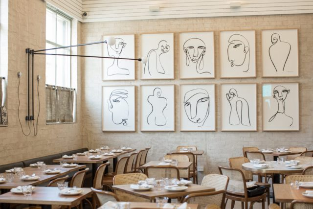 The Paddington Inn, Sydney - Artwork by Christiane Spangsberg