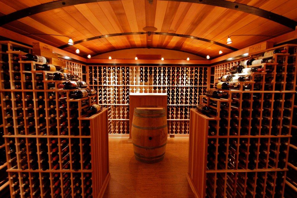 Barrel Aged Wine Cellar