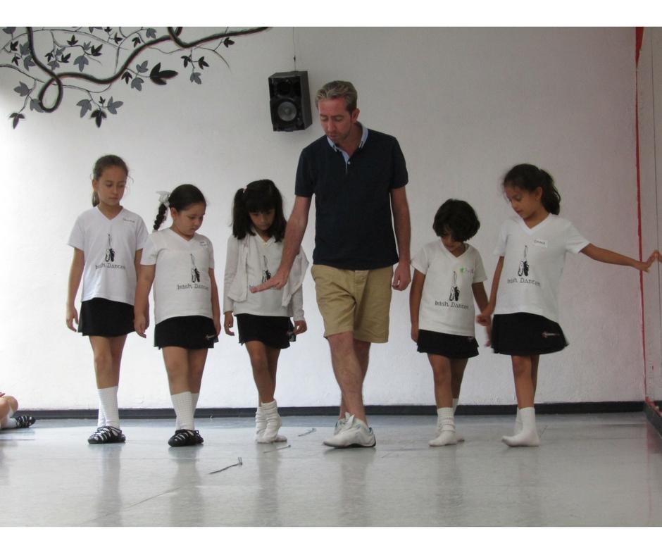 Darren Maguire . Director Maguire Academy