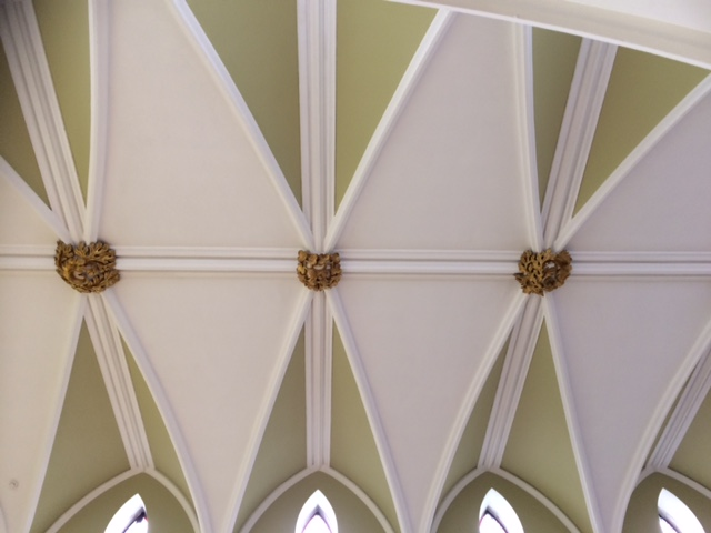 more ceiling arches.JPG