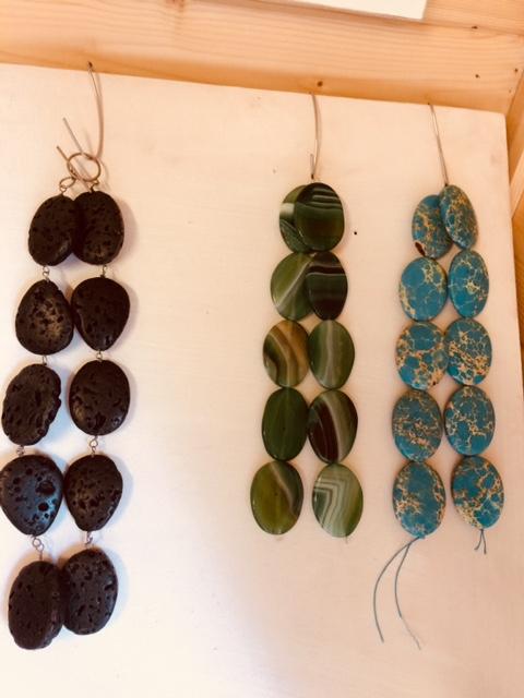 Lynsey de Burca designs.