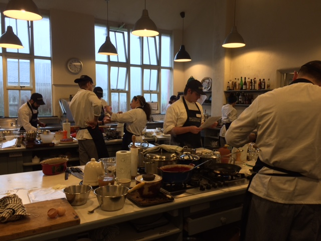 Inside Ballymaloe, where students from around the world learn culinary arts.
