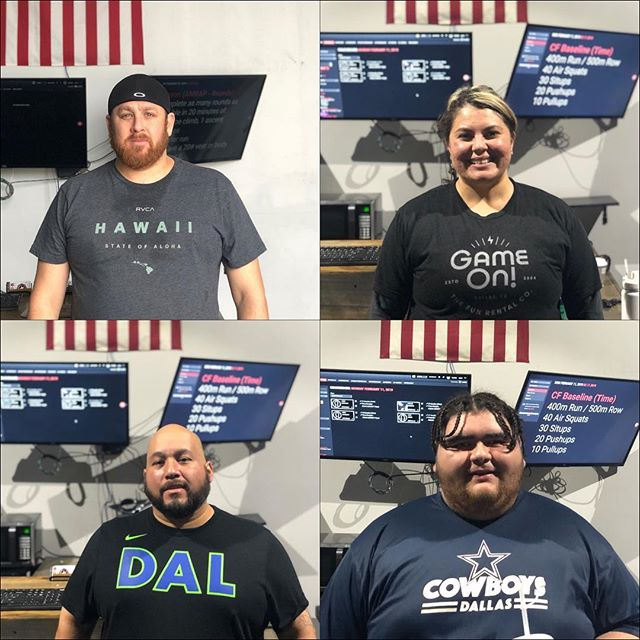 Our Crew keeps growing! Please welcome JJ, Vicky, Rubin, and Jorge to our Archon Family!