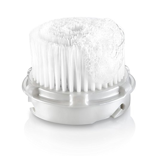 Clarisonic High Performance Luxe Cashmere Facial Cleansing Brush Head, $25