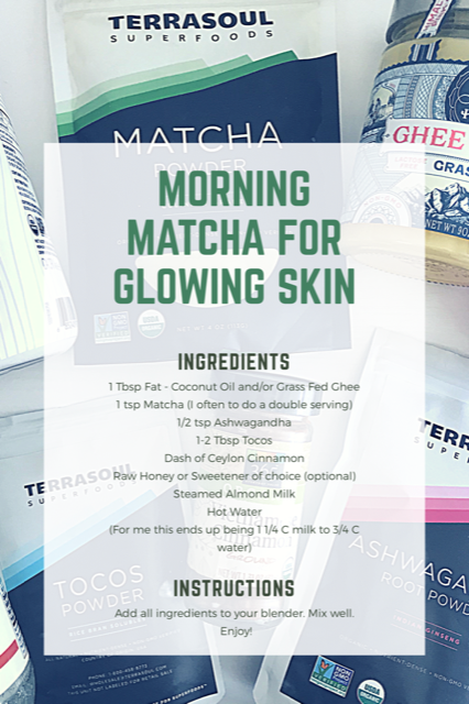MorningMatcha forGlowing skin.png