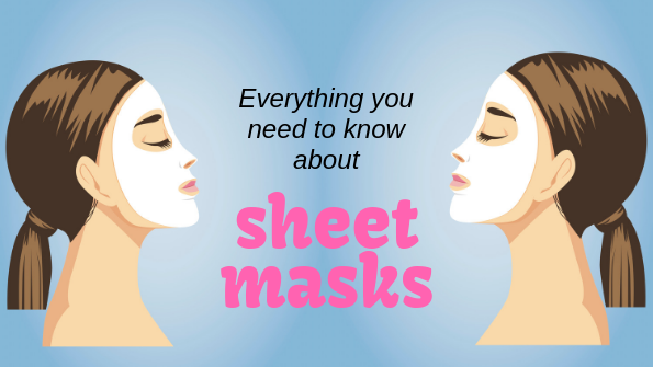 Delicious Living Magazine - Everything You Need To Know About Sheet Masks by Jessica Rubino