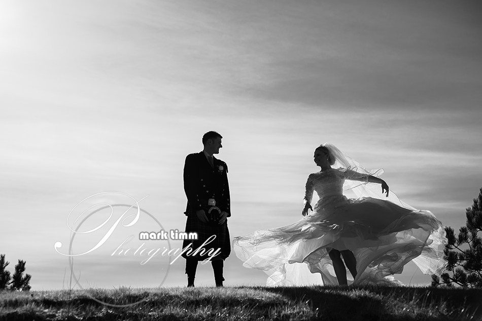 alternative wedding photographer glasgow