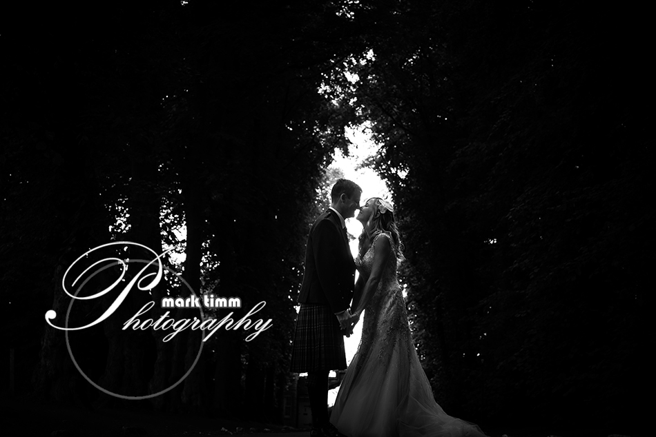 beautiful wedding photography edinburgh
