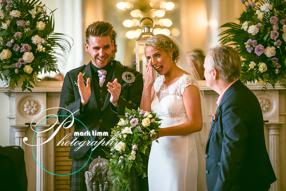 airth castle wedding ceremony