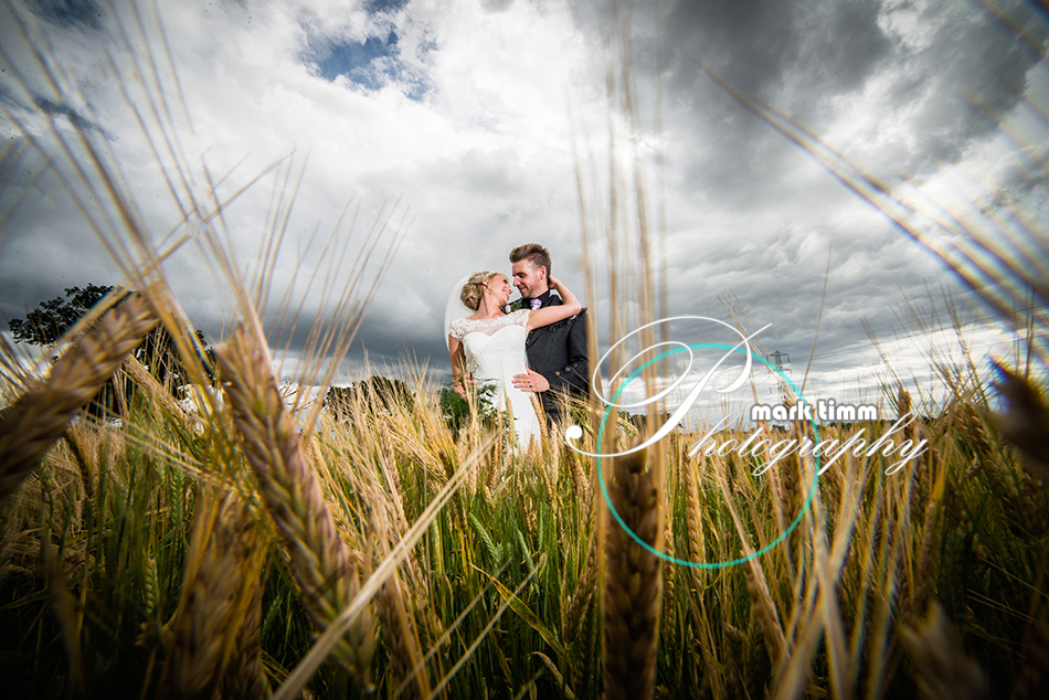 dramatic wedding photography scotland