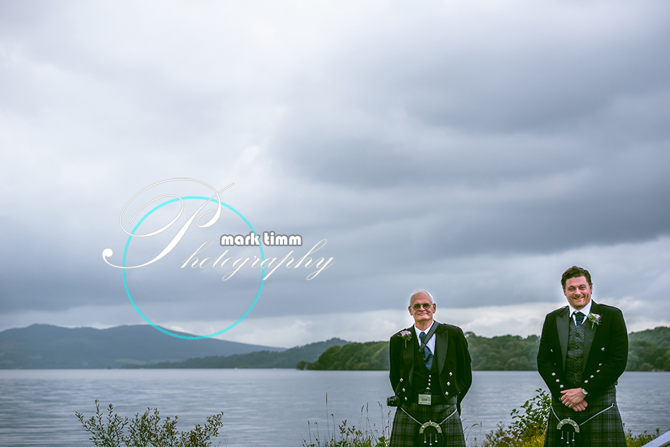 loch lomond wedding photographs