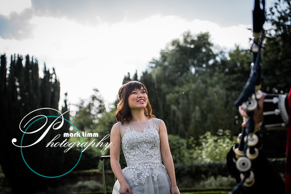 fun wedding photography glasgow