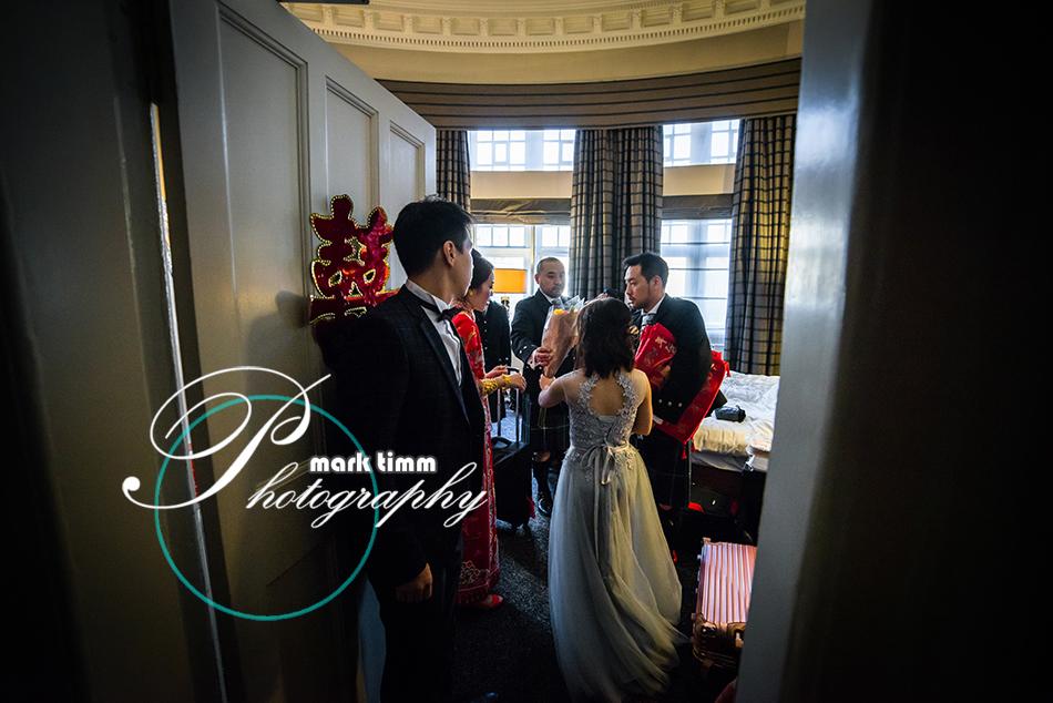 grand central hotel wedding glasgow