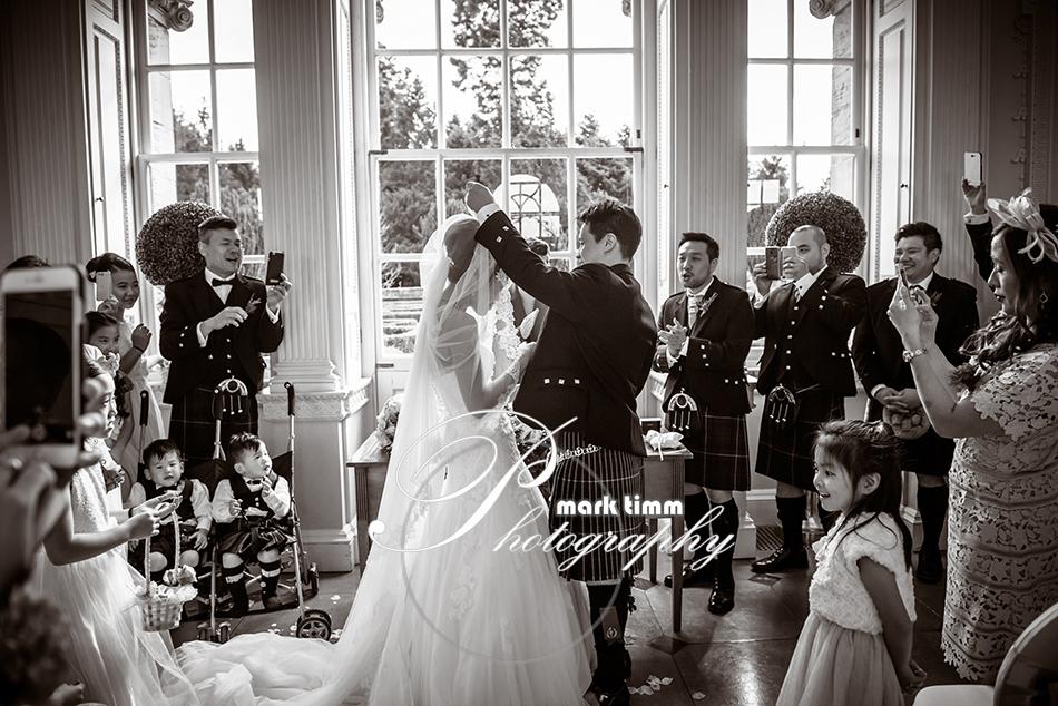 chatelherault wedding photography