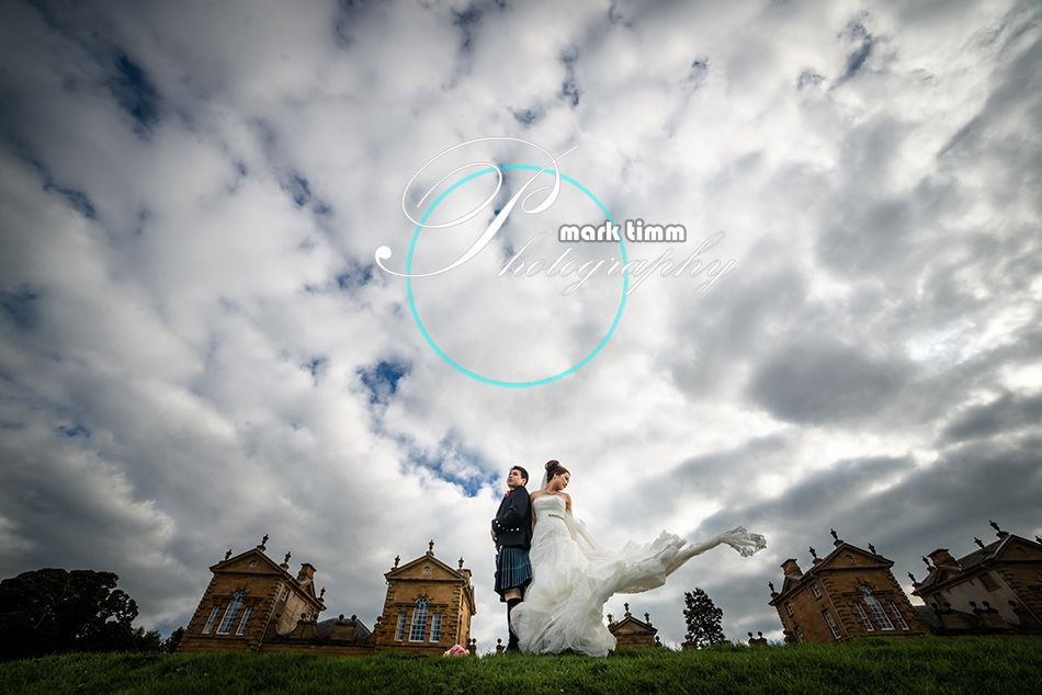 epic wedding photography scotland