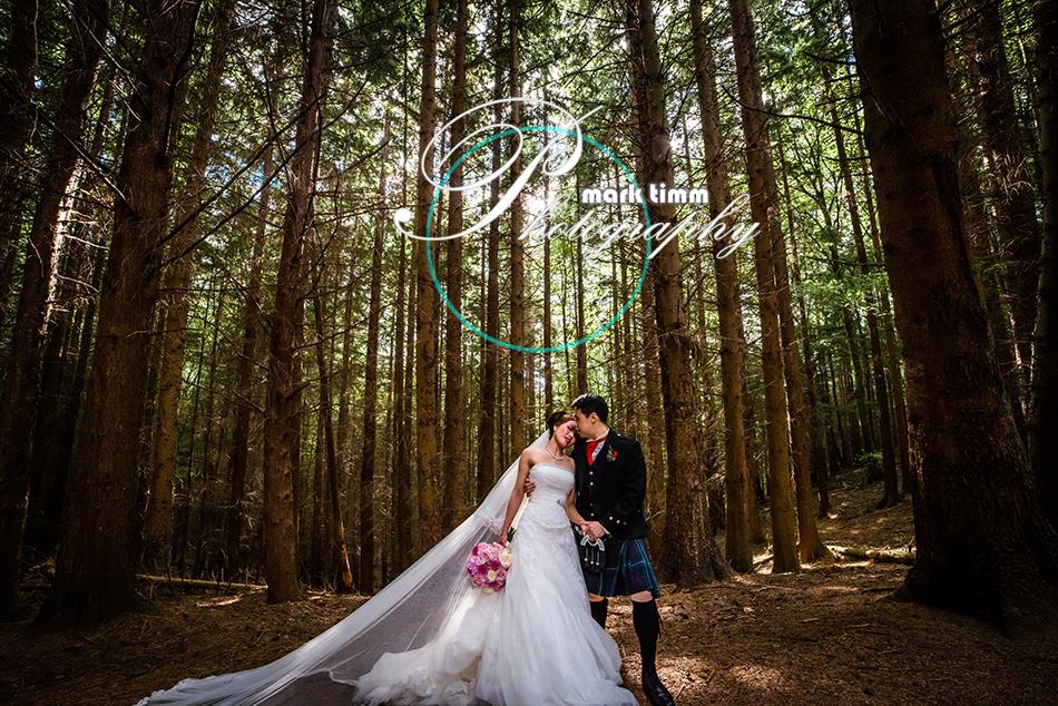 beautiful wedding photography scotland