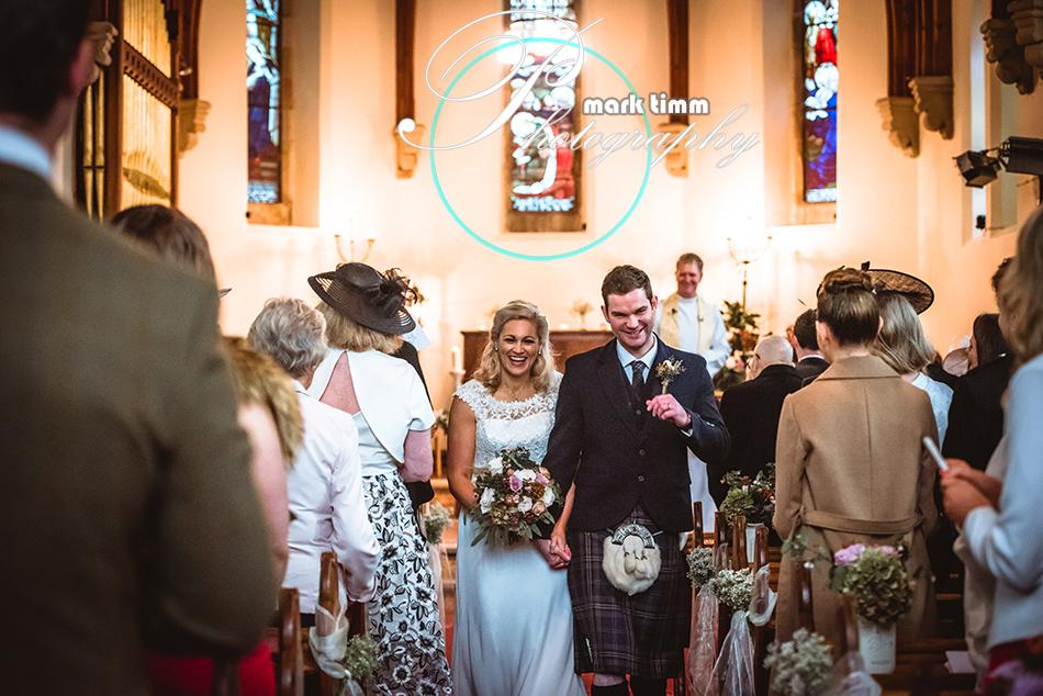 aberfeldy church wedding photographs
