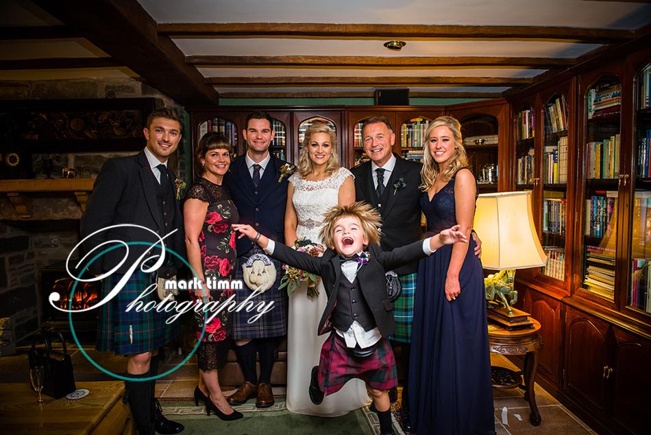 fun wedding photography scotland