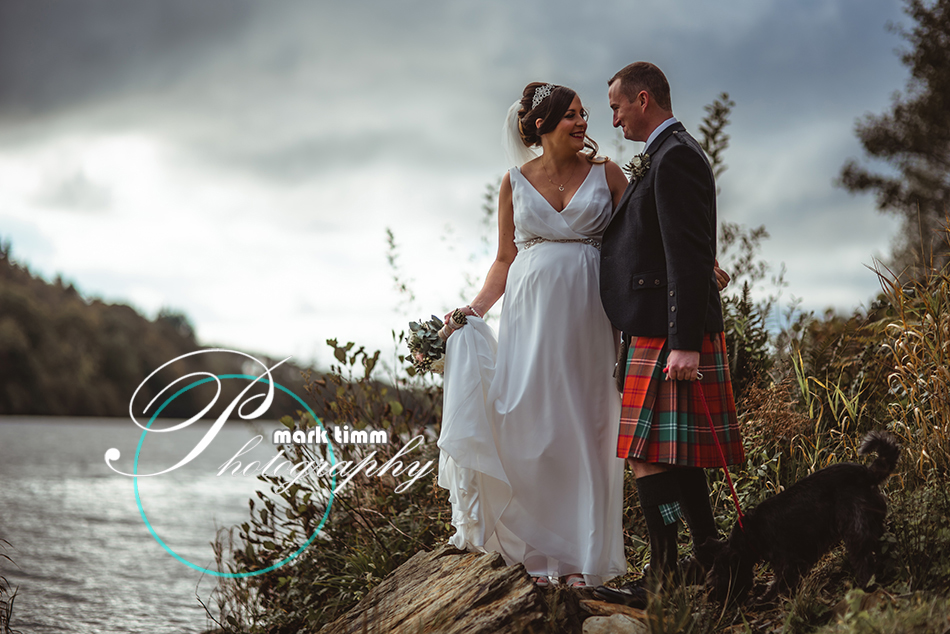 isle of Bute wedding
