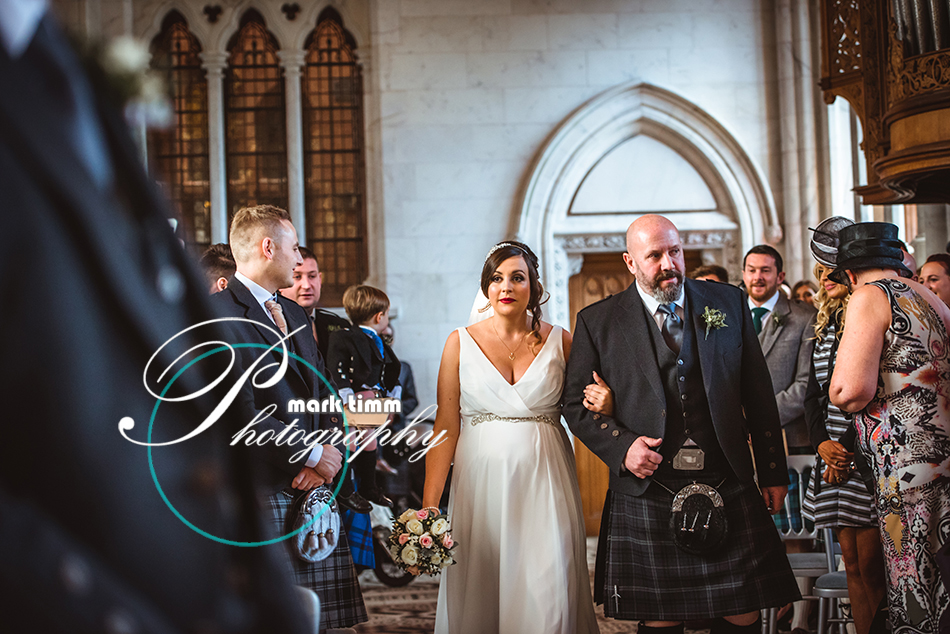 mount stuart wedding ceremony