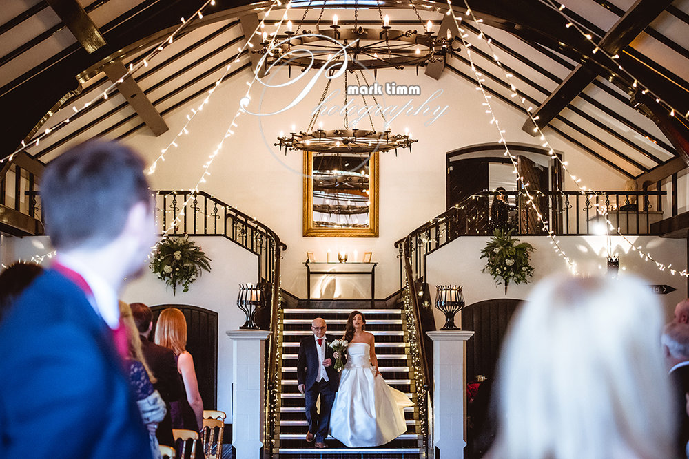 brig o doon house wedding