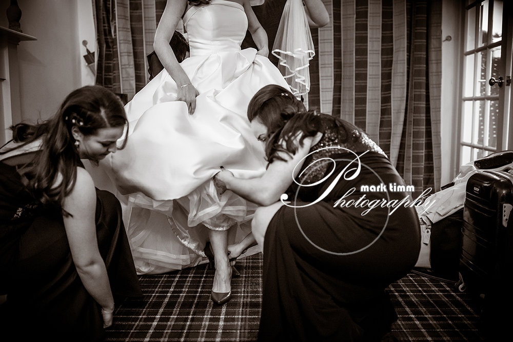 alternative wedding photographs scotland