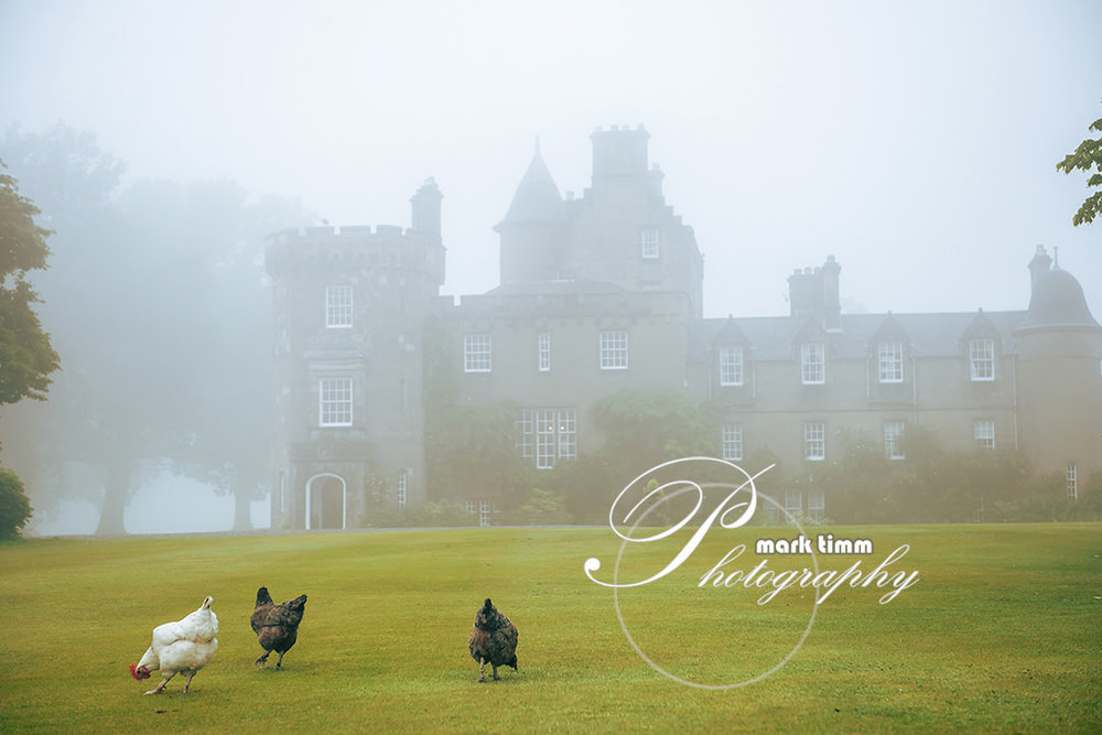atmospheric wedding scotland