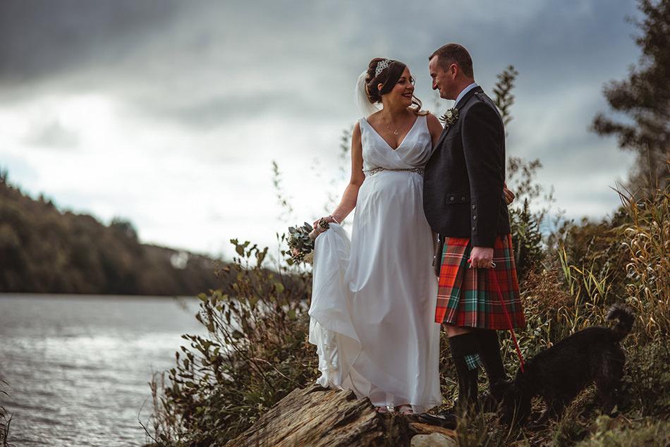bute wedding photographer