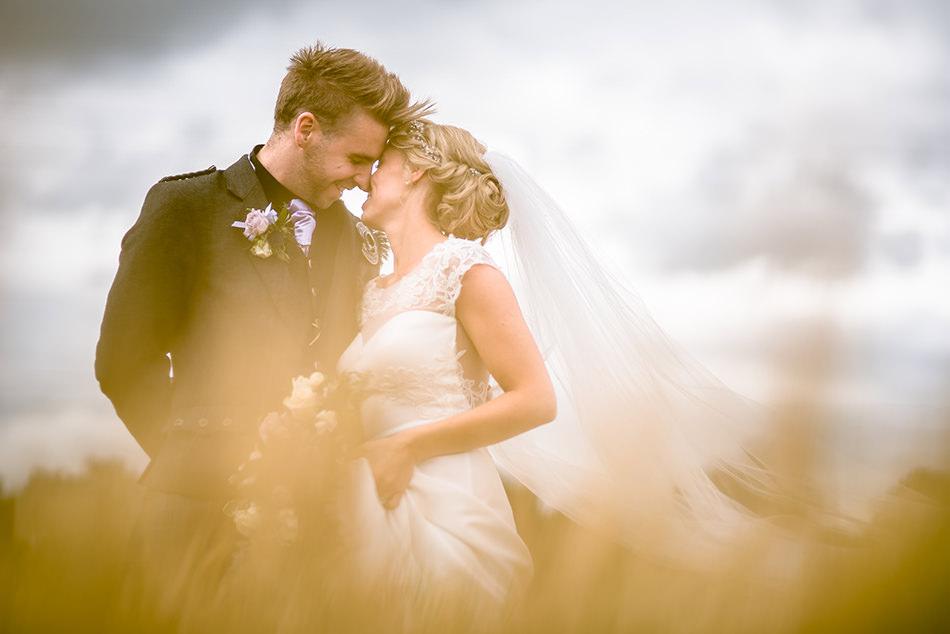 romantic wedding photography scotland