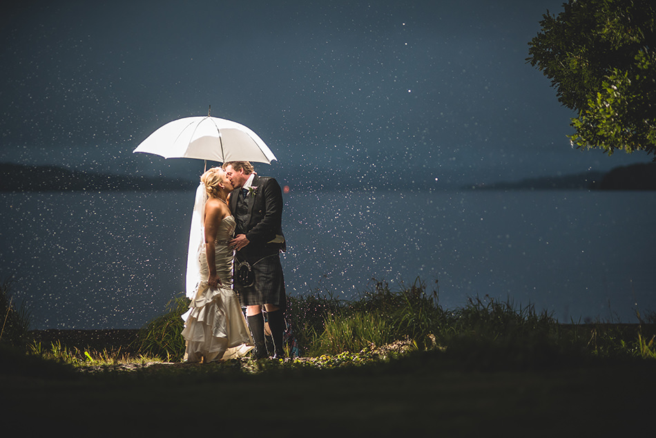 scottish winter wedding photography