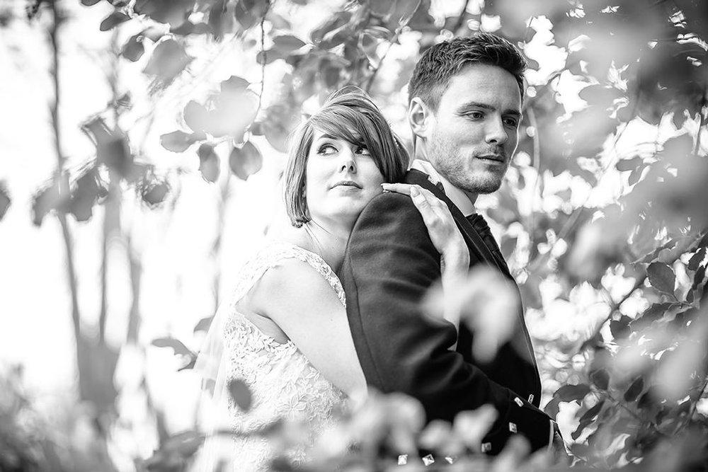 amazing scottish wedding photography