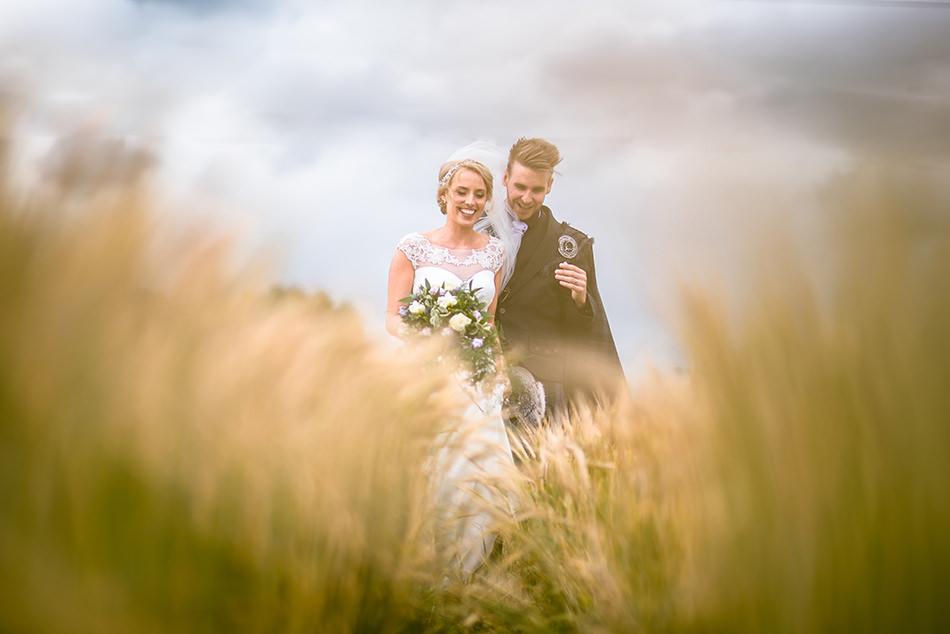 modern wedding photography glasgow