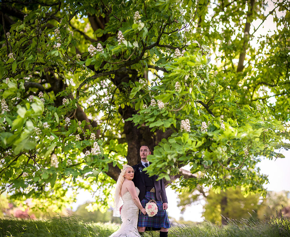 scottish farm wedding photographer