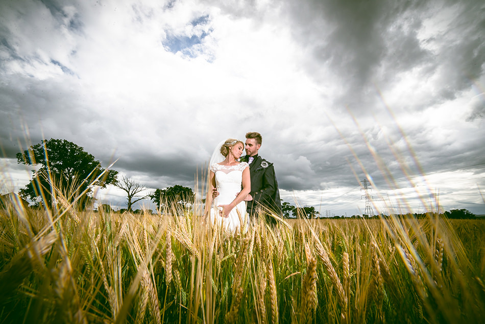 country wedding in scotland