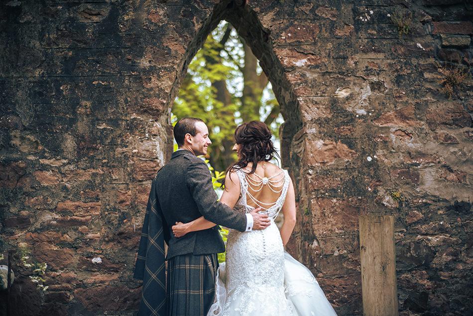 shieldhill castle wedding