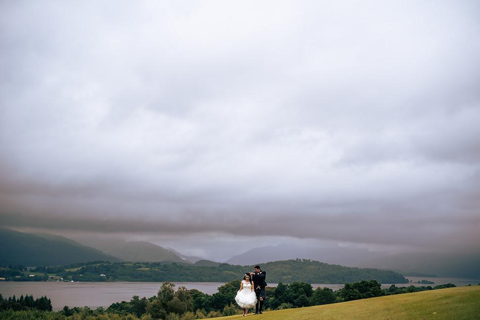 boturich castle wedding