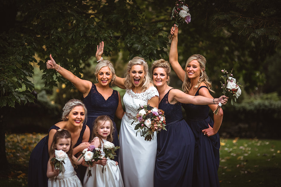 errichel cottages wedding photography
