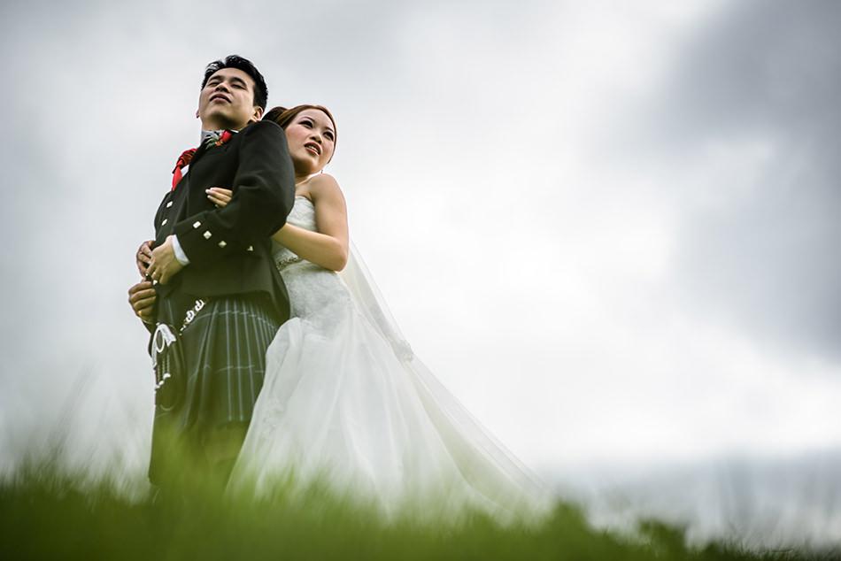 chinese wedding photographer scotland