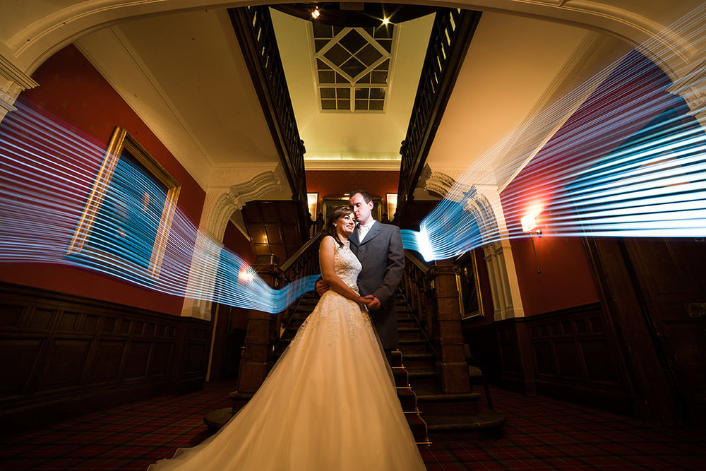 sherbrooke castle wedding photographer