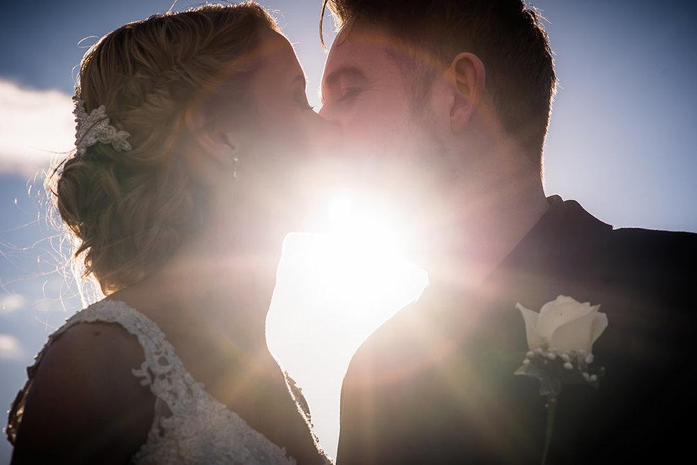 creative wedding photographer ayrshire