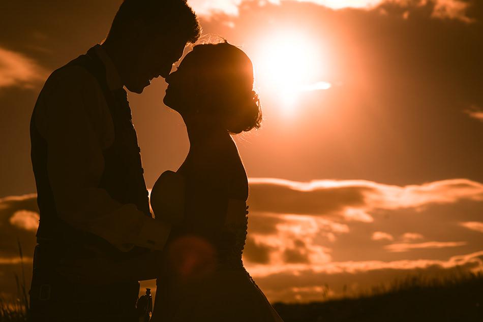 romantic beach wedding scotland waterside hotel