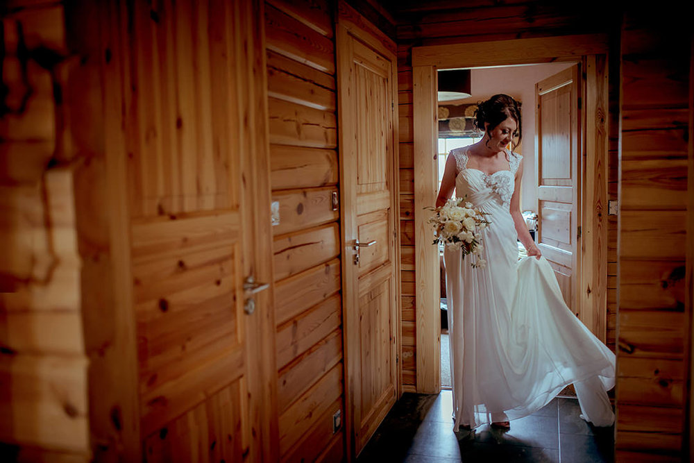 ingliston wedding photographer quirky alternative scottish country
