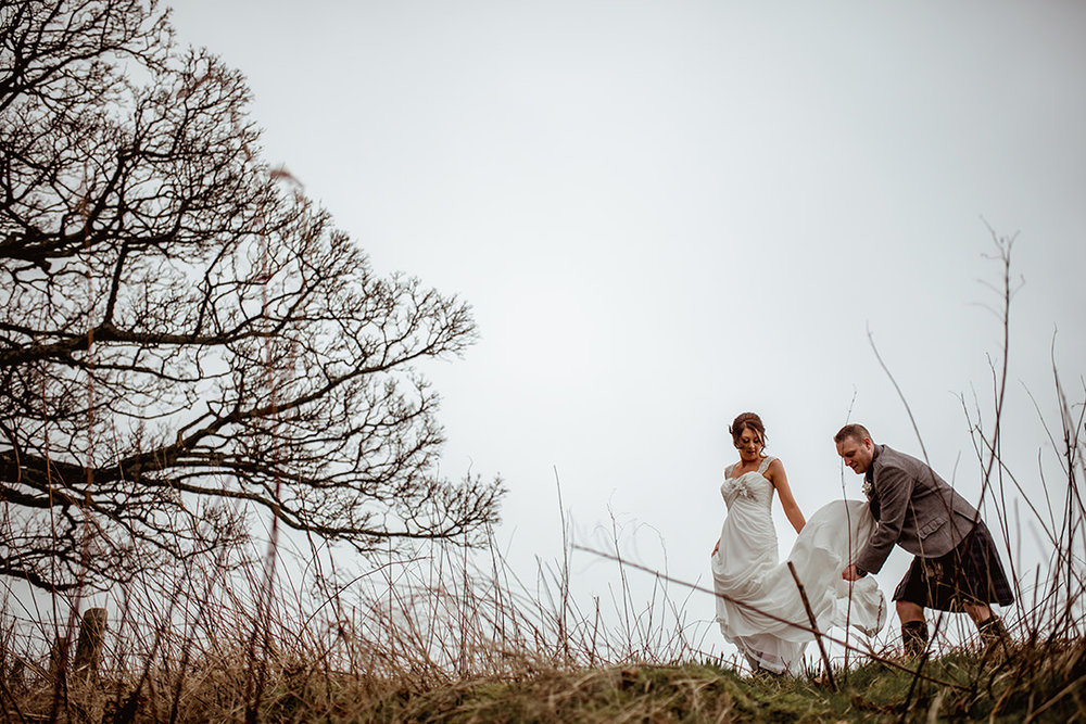 ingliston wedding photographer