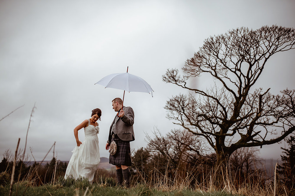 glasgow wedding photographer ingliston bishopton