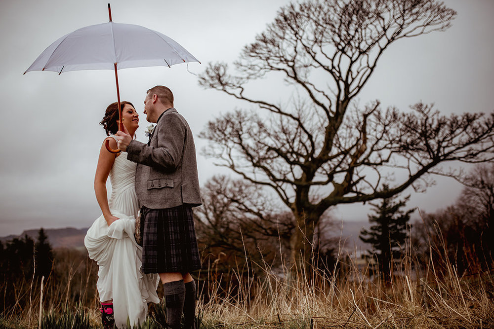 bishopton outdoor wedding photography ingliston mar hall alternative photographer
